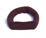 Savvy Curls brown single curling hair wrap